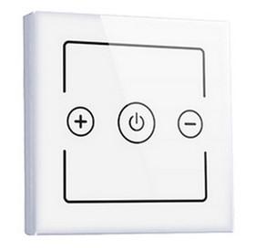 多普智能家居系统调光调亮度开关面板钢化玻璃手机wifi摇控