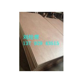 厂家直销二成型双面砂光环保胶水杨木多层胶合板出口板