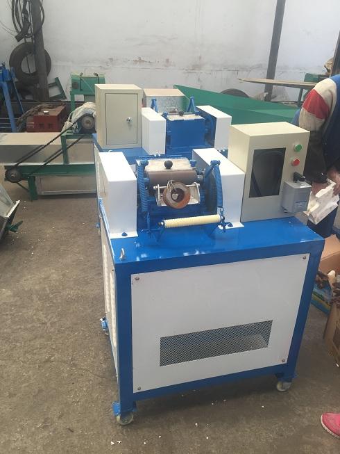 塑料滚刀切粒机造粒机塑料切粒机140型不带电机