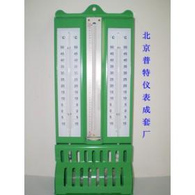272-1干湿温度计,大棚专用温度计厂家