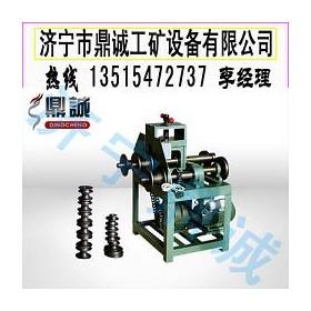 制造销售30 40方管折弯机厂 微型弯管机