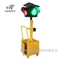 警察专用移动红绿灯 太阳能移动信号灯价格