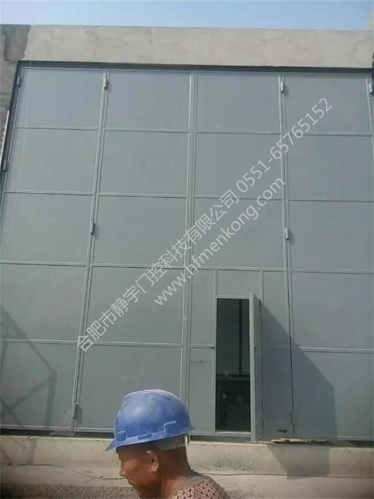 合肥优质厂家静宇专业定制安装JH变压器室钢门窗 变压器