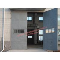 厂家直销钢大门 厂房平开钢大门定制安装
