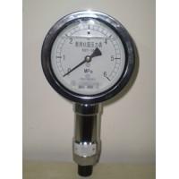 KBY-1A泵压表,泥浆泵压力表厂家,长杆压力表