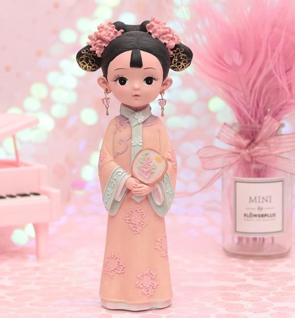 山东省石膏娃娃白胚模具批发 石膏模具多少钱一套