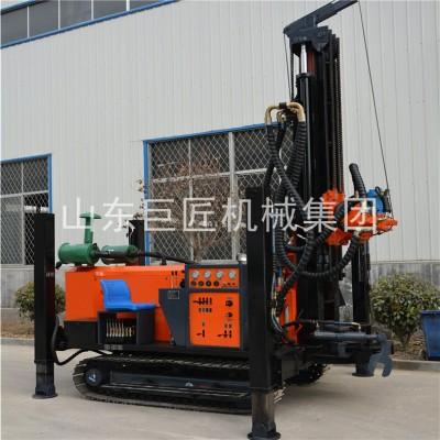 现货履带式气动水井钻机FY-260型工程260米钻井机