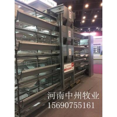 中州牧业层叠式三层到十层蛋鸡笼全国厂价直销