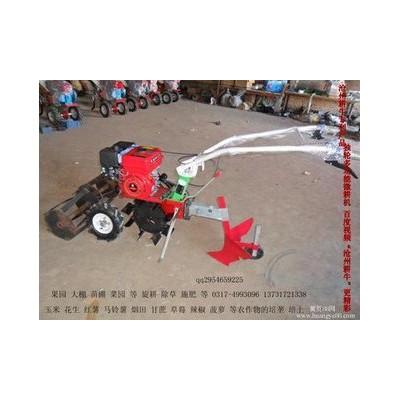 新型微耕机农用柴油微耕机 最大马力小白龙多功能微耕机