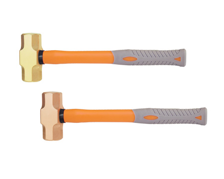厂家供应桥防牌191防爆八角锤 手锤 模锻技术 德国标准