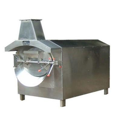 小型炒药机 中药材用炒药机 干果店炒货机