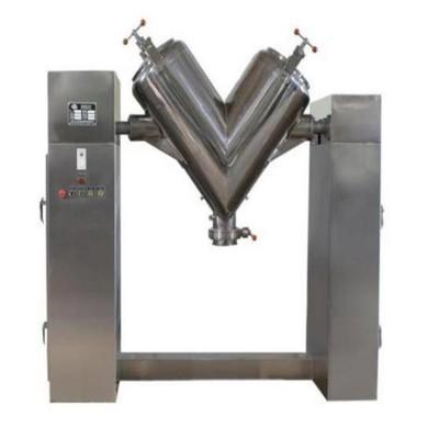 V型混合机厂家 粉剂混合机 干粉调料搅拌机