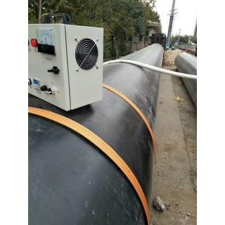 蒸汽管线扩建工程专用500毫米加宽热收缩带