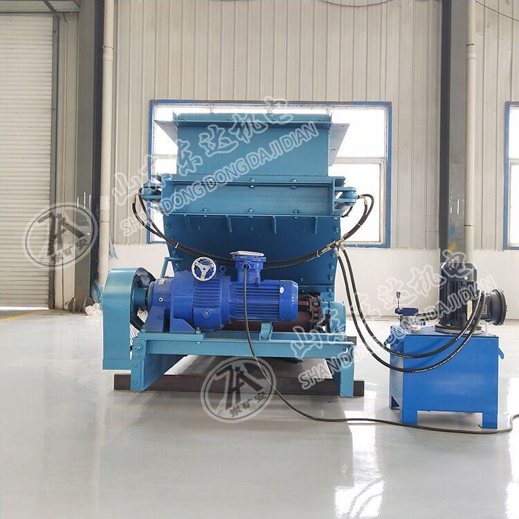 皮带给煤机GLD3300/7.5/B甲带给煤机安装说明