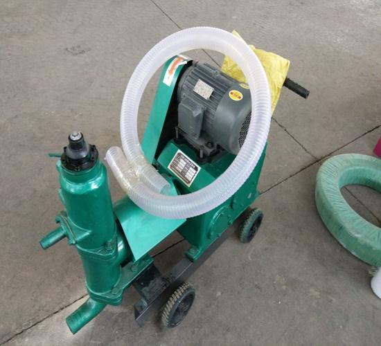 WSB-6双缸活塞泵 活塞式注浆泵厂家直销
