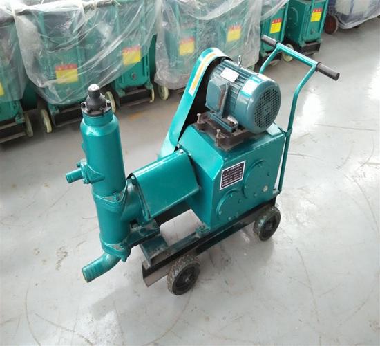 HJB-3单缸活塞式注浆泵 灰浆泵生产厂家
