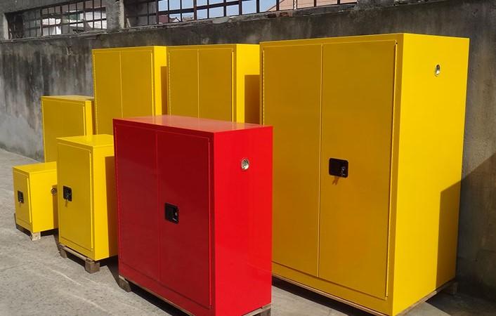 实验室危化品存储防爆安全柜