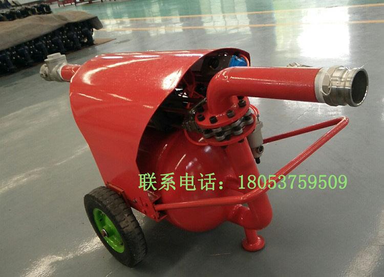 QYF25-20矿用气动清淤泵卧式矿用清淤泵山西太原