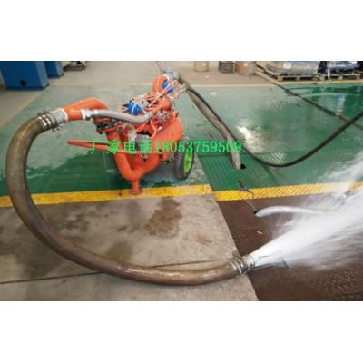 陕西西安QYF10-20矿用气动清淤泵立式清淤泵的价格