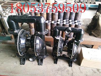 山西太原BQG320/0.3气动隔膜泵BQG系列气动隔膜泵
