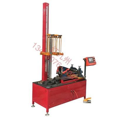 自动立柱底板焊机