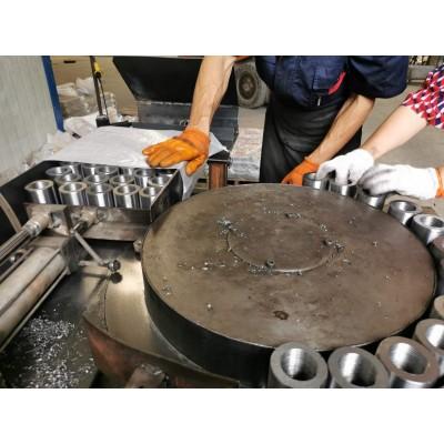 28钢筋套筒A衡水亚博钢筋套筒厂家生产的28钢筋套筒尺寸标准