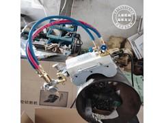 气割式磁力切割机 管道切割机 108管道自动切割小车