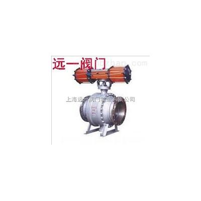 气动固定球球阀Q647F-16C/Q647F-25/40P
