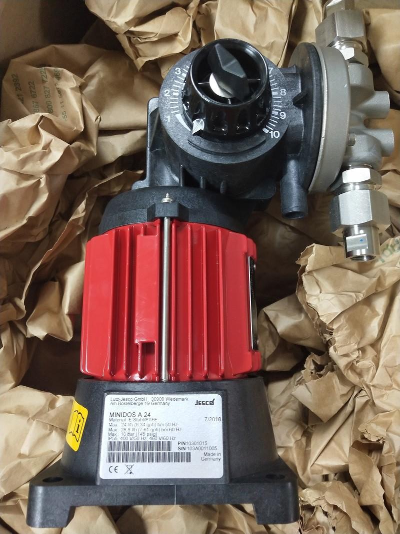 德国Lutz-Jesco计量泵