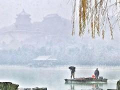 北风吹,雪花飘!北京今天迎全市性降雪 雪后气温下降明显