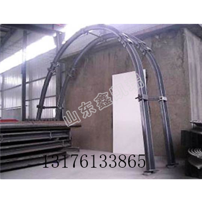 矿用U型钢支架参数,隧道支护用U型钢支架