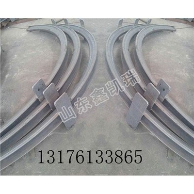 可伸缩U型钢支架,矿用U29型钢支架图纸