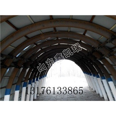U型钢支架图纸,U36型钢支架价格