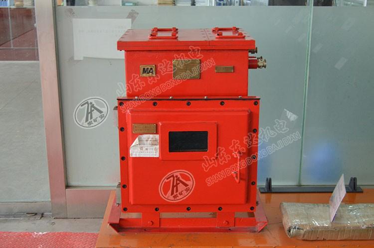 DXBL1536/127J矿用锂离子蓄电池电源 照明系统用