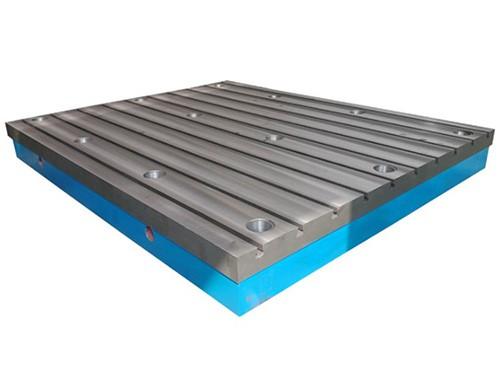 甘肃铸铁平台制造厂家/久丰量具制造有限公司质量可靠