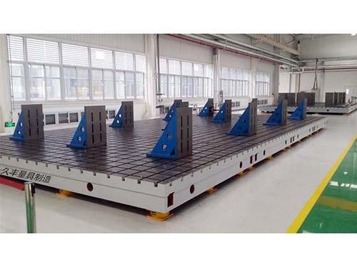 甘肃铸铁焊接平台厂家/泊头市久丰量具质量保障