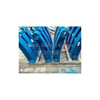 四川铸钢护栏支架_河北泊泉机械制造订做厂家