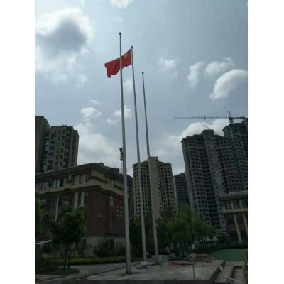 赣州单缝旗杆,赣州品牌旗杆厂,赣州18.6米旗杆