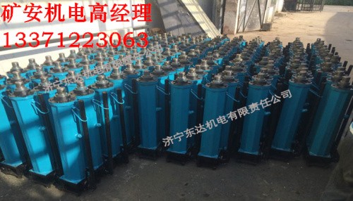 YT4-6A液压推溜器 YT4-8A型单体液压推溜器