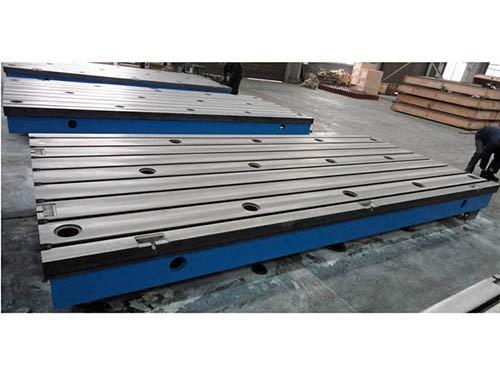 安徽T型槽平台厂家/久丰量具制造有限公司质量保证