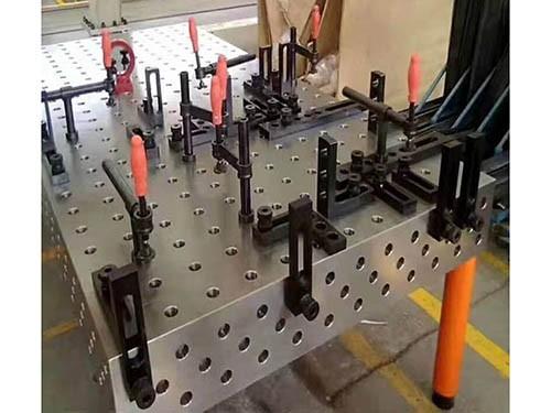 辽宁三维柔性焊接平台加工/泊头市久丰量具质量可靠