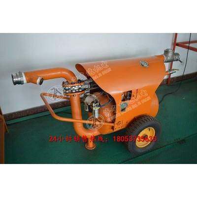 QYF25-20矿用气动清淤排污泵