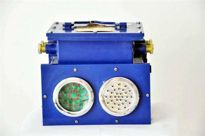 本安语音声光报警器KXB127矿用隔爆语音定做