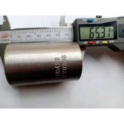 钢筋套筒A2021年钢筋套筒价格A衡水亚博钢筋套筒价格走势