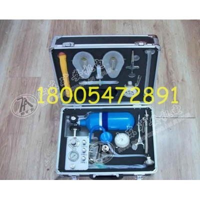MZS-30煤矿用自动苏生器轻型氧气呼吸器厂家直销