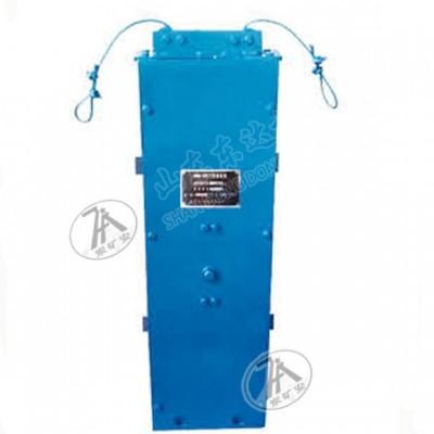 无压风门MF1400*1800机械闭锁装置风门