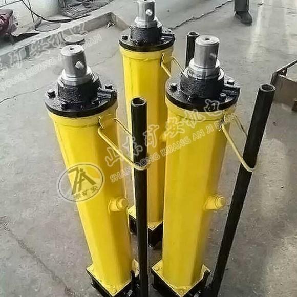 行程推流器 手动回柱器YT4-8A单体液压推溜器