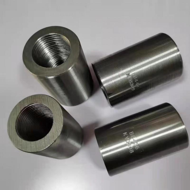 钢筋套筒价格A2021年钢筋套筒价格A45号碳钢钢筋套筒价格