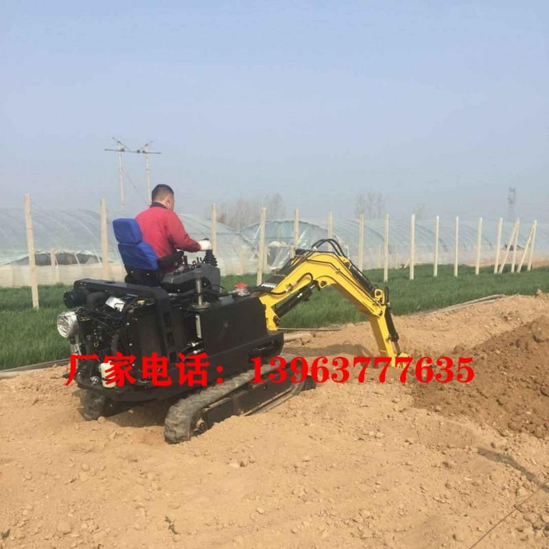 金尊双缸小型挖掘机履带液压小型挖掘机多功能小型挖掘机