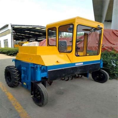 供应有机肥设备 自走式翻抛机 品牌有哪些